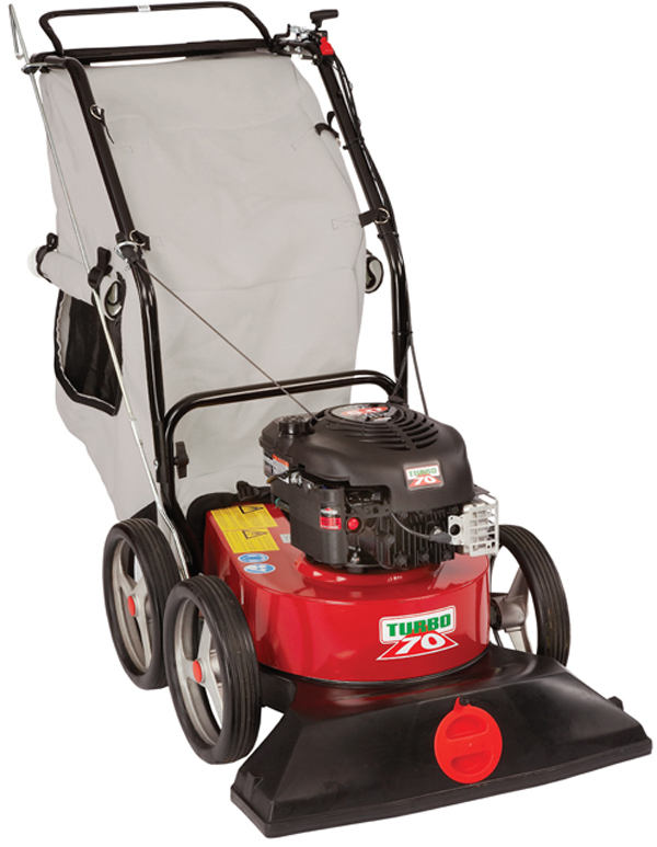 South Coast Garden Machinery Lawn King Turbo 70sp Vacuums