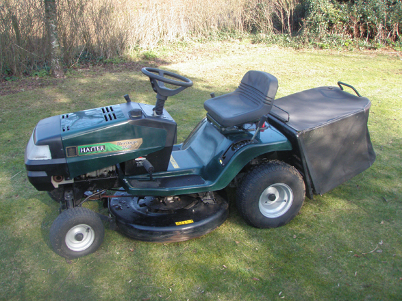 South Coast Garden Machinery Second Hand Ride On Mowers